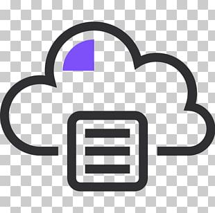 Computer Icons Cloud Storage Cloud Database Cloud Computing PNG