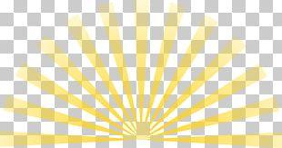 Yellow Angle Pattern PNG