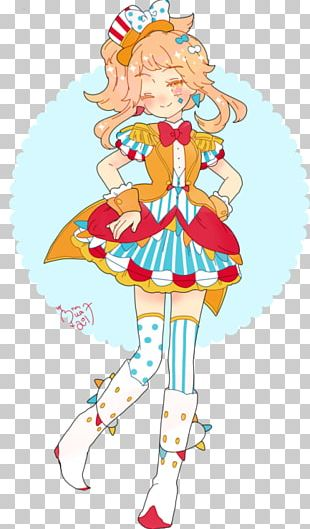 Magical Girl Moe Chibi Anime Kavaii PNG