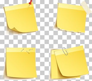 Paper Post-it Note Stationery Notebook PNG