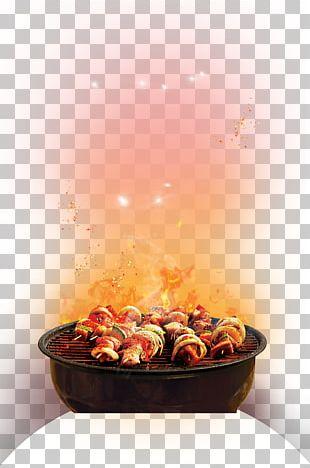 Barbecue Churrasco Hot Dog Food PNG