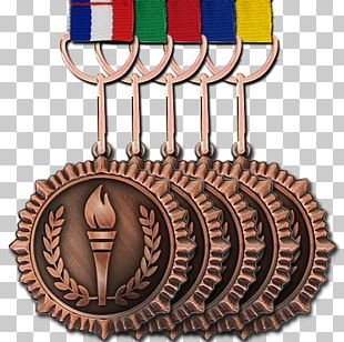 Bronze Medal Award Silver Medal Olympic Games PNG