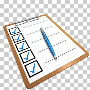 Checklist Business Template Service Information PNG