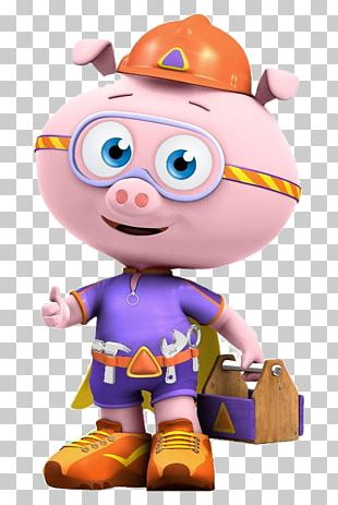 Pig Super Why! Power To Read PBS Kids Television Show Child PNG