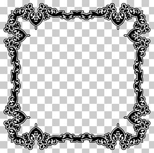 Art Deco Borders Borders And Frames Graphic Design PNG