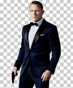 Daniel Craig James Bond Film Series Skyfall Tuxedo PNG