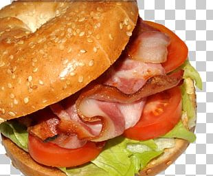 Hamburger Breakfast Sandwich Fast Food Cheeseburger Ham And Cheese Sandwich PNG