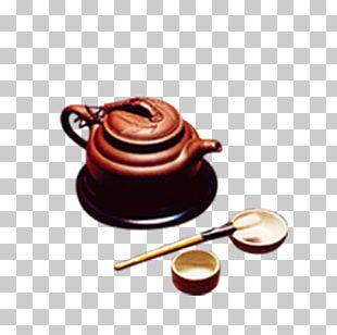 Teapot Coffee Tea Set PNG