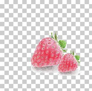 Strawberry Aedmaasikas Icon PNG