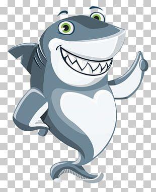Baby Shark Adventure Blue Shark PNG