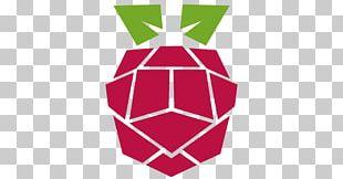 Raspberry Pi Booting Logo Raspbian PNG