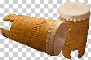 Huehuetl Percussion Teponaztli Drum Musical Instruments PNG