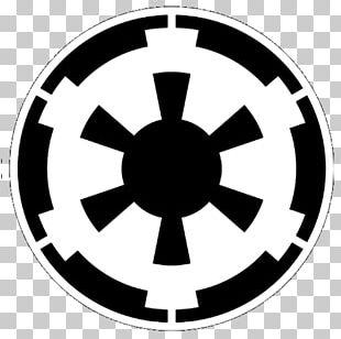 Galactic Empire Star Wars Logo X-wing Starfighter PNG