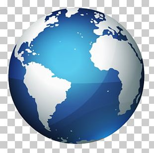 Globe Planet Sphere World PNG