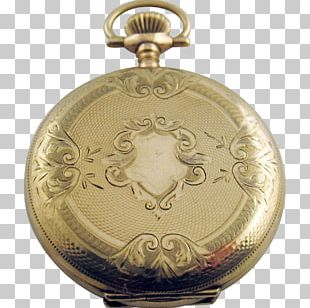 Gold Elgin National Watch Company Pocket Watch Jewellery PNG