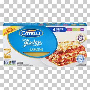 Lasagne Pasta Vegetarian Cuisine Gluten-free Diet Noodle PNG