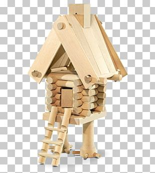 Construction Set Toy Block Chaloupka Na Kuří Nožce Game PNG