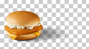 Cheeseburger Hamburger French Fries Filet-O-Fish McDonald's PNG