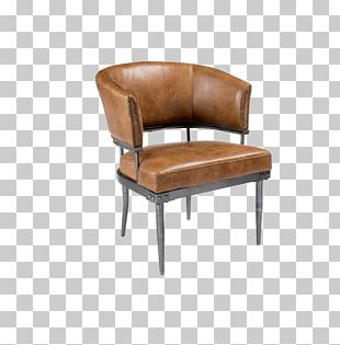 Club Chair Table Furniture Seat PNG