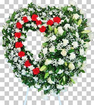 Cut Flowers Wreath Floristry Floral Design PNG