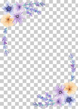 Flower Lavender PNG