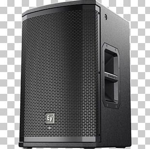 Electro-Voice Powered Speakers Loudspeaker Audio Compression Driver PNG
