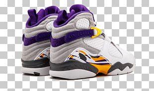 Los Angeles Lakers Sneakers Air Jordan Nike Shoe PNG