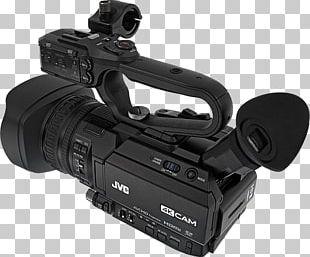Video Cameras JVC GY-HM200 Camera Lens Digital Cameras PNG