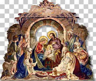 Bethlehem Nativity Of Jesus Nativity Scene Manger Christmas Day PNG