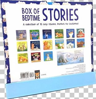 The Bedtime Book Short Story Collection Fairy Tale Bedtime Stories 20 PNG