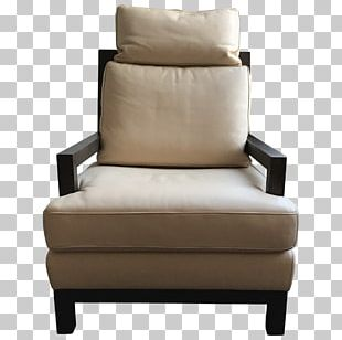 Club Chair Couch Roche Bobois Living Room Furniture PNG