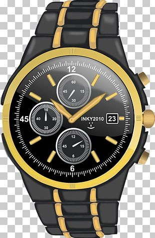 Watch Chronograph PNG