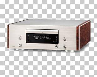 CD Player Super Audio CD Marantz HD-DAC1 Compact Disc PNG