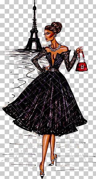 Fashion Illustration Drawing Illustrator Sketch PNG