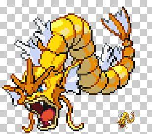 Gyarados Pokémon Crystal Pokémon Gold And Silver Pokémon Red And Blue PNG