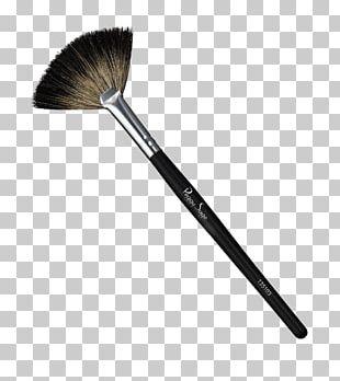 Paintbrush Cosmetics Makeup Brush Face Powder PNG