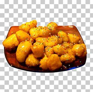Patatas Bravas Chicken Nugget Vegetarian Cuisine Recipe PNG
