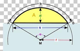 Circular Segment Circular Sector Circle Geometry Chord PNG