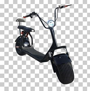 Electric Vehicle Wheel Electric Kick Scooter PNG