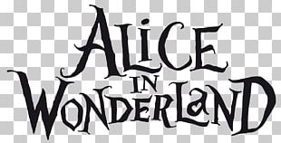Alice In Wonderland The Mad Hatter Red Queen Logo PNG