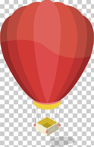 Hot Air Balloon Euclidean Vecteur PNG