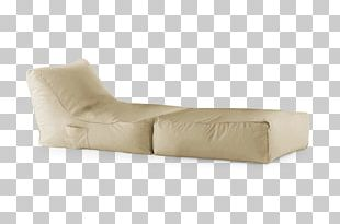 Daybed Bean Bag Chair Lounge Chaise Longue Wing Chair PNG