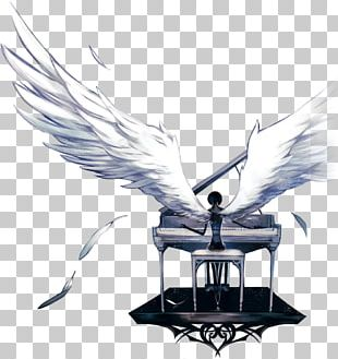 6a108632 Deemo Wings Of Piano Drawing Music PNG, Clipart, Art, Computer ...
