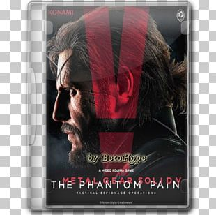 Metal Gear Solid V: The Phantom Pain Metal Gear Solid V: Ground Zeroes Xbox 360 Video Game Xbox One PNG