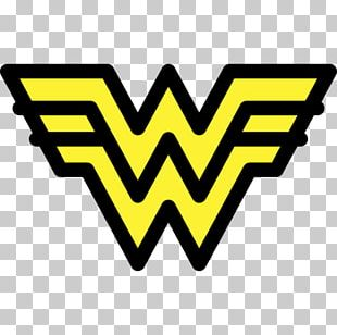 Wonder Woman T-shirt Embroidery Iron-on Appliqué PNG