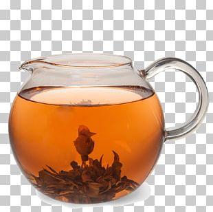 Flowering Tea Da Hong Pao Earl Grey Tea Assam Tea PNG
