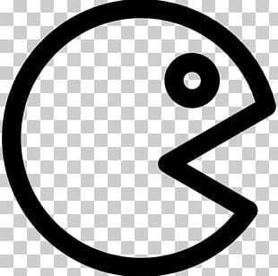 Pac-Man 2: The New Adventures Black & White Video Game Computer Icons PNG
