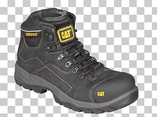 Caterpillar Inc. Bota Industrial Boot Shoe Leather PNG