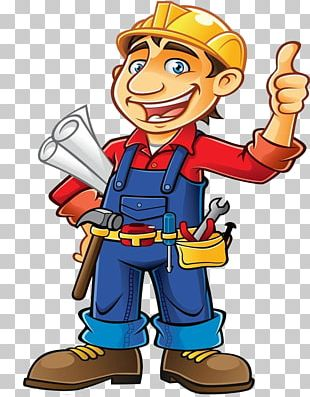 Construction Worker Architectural Engineering PNG