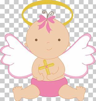 Infant Angel PNG